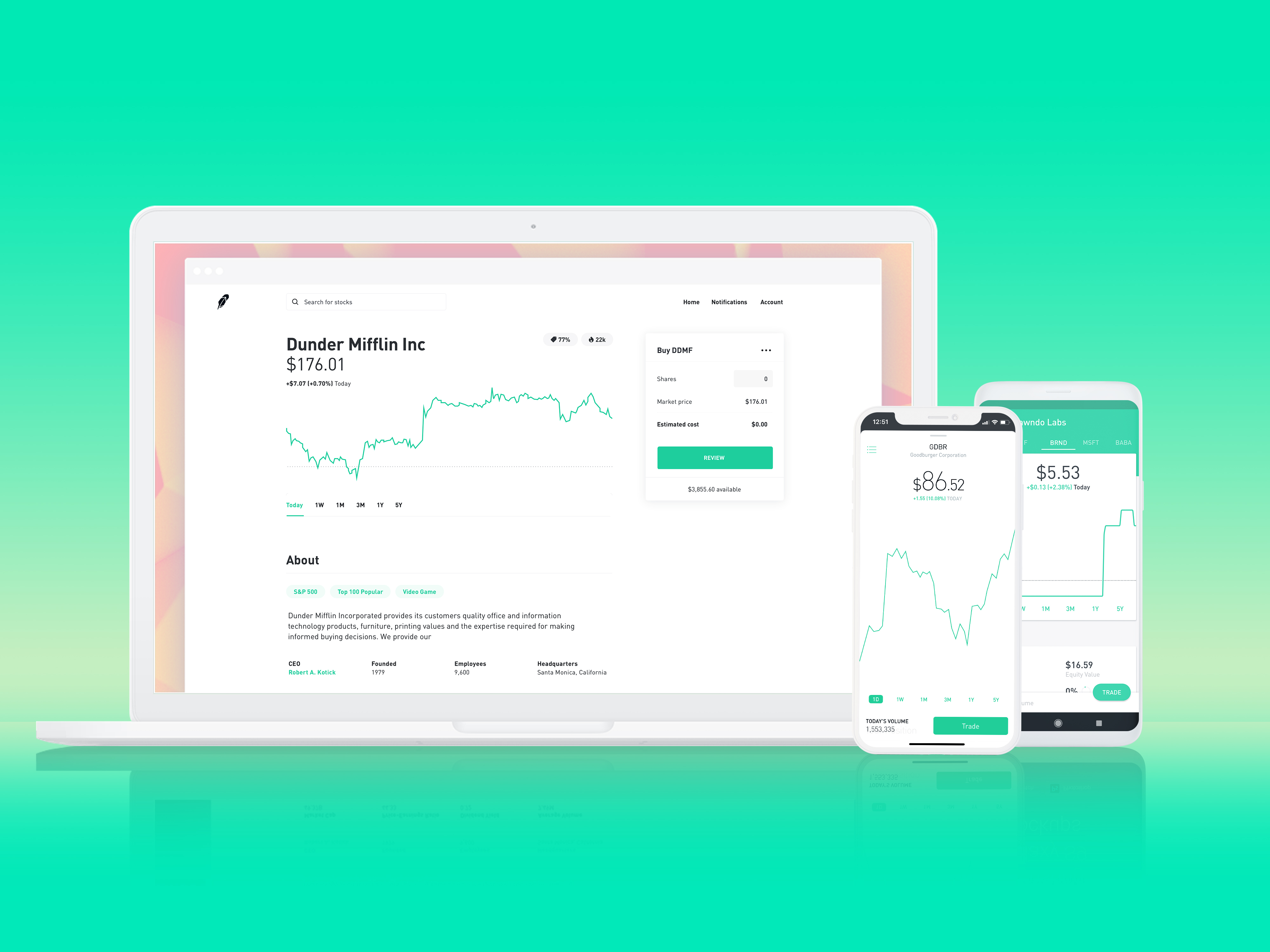 kraken trade review crypto stock trade app robinhood raising at $5b+ up 4x in a year