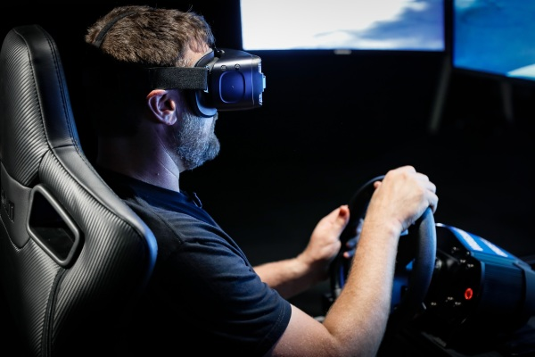 Drifting Champion Tackles Goodwood with VR, 5G and One Tiny Startup's Tech