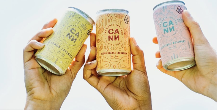 New THC and CBD-infused beverage company, Cann, joins the