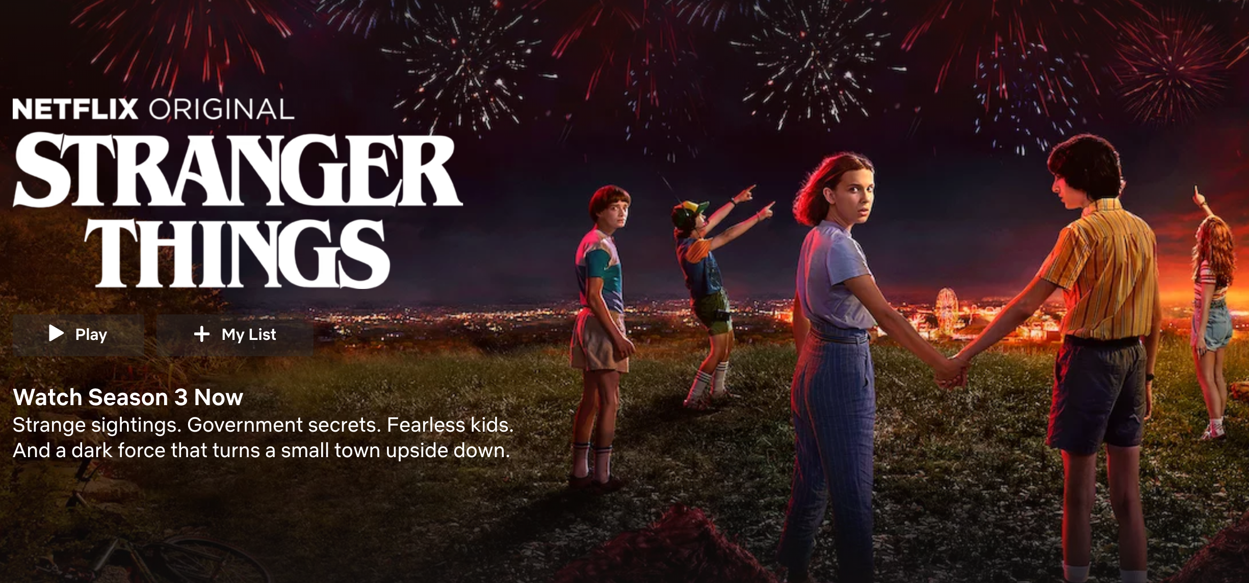 Stranger Things 3 is now available on Netflix | TechCrunch
