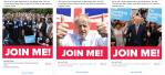 Boris Facebook ads