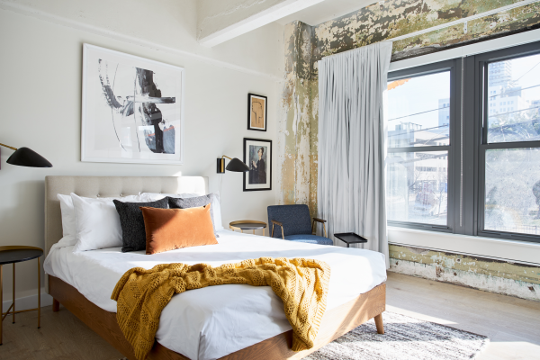 Конкурент Airbnb Sonder подтверждает новые инвестиции, $ 1B + оценка