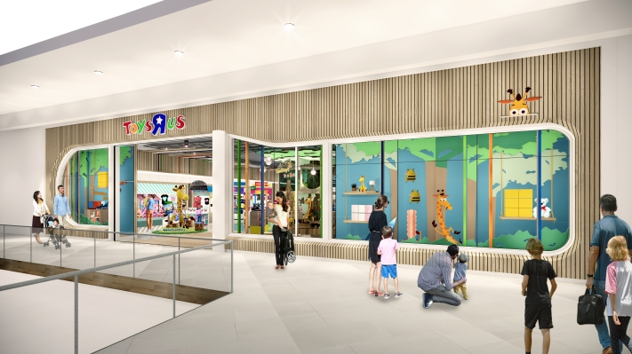 Toys 'R' Us taps tech startup b8ta to bring its stores into the future – TechCrunch