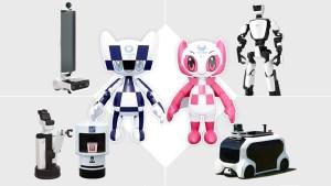 Tokyo 2020 Robot Project Toyota v2