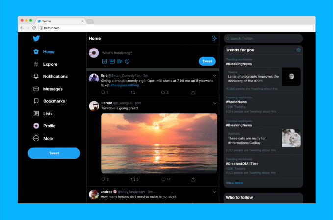 Twitter Web Dark Mode2