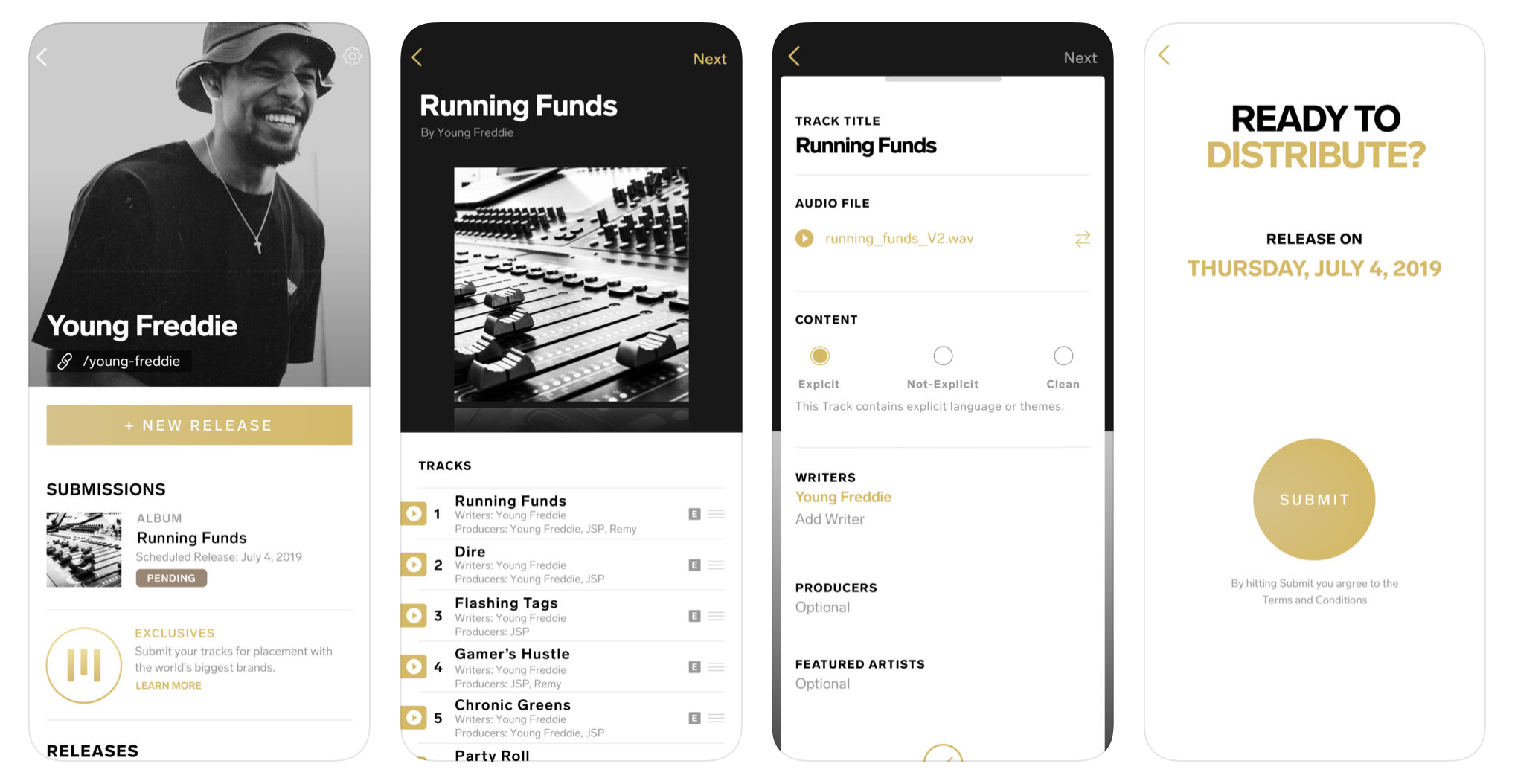 UnitedMasters releases iPhone app for DIY cross-service music