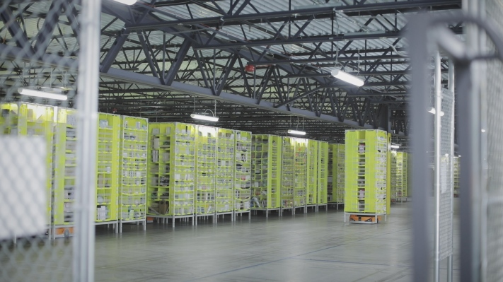 Amazon is opening a pair of new robotic fulfillment centers in Ohio – TechCrunch