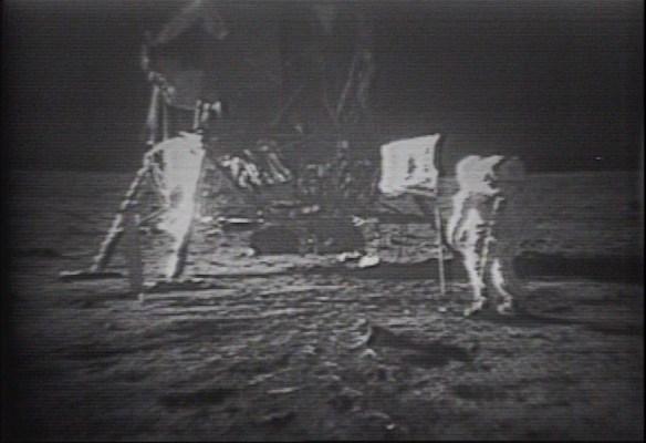Original Apollo 11 landing videotapes sell for .8M – TechCrunch