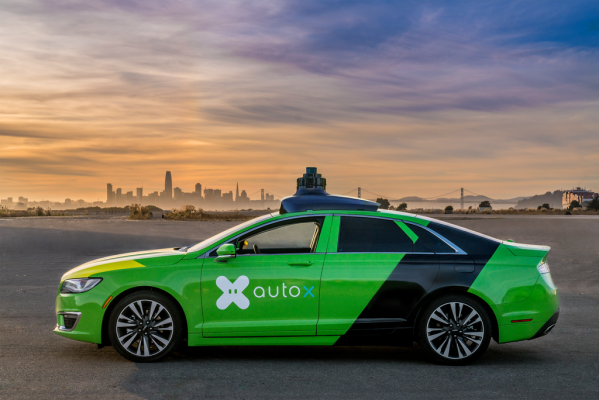 Self-driving startup AutoX expands beyond deliveries and sets its sights on Europe – TechCrunch 1