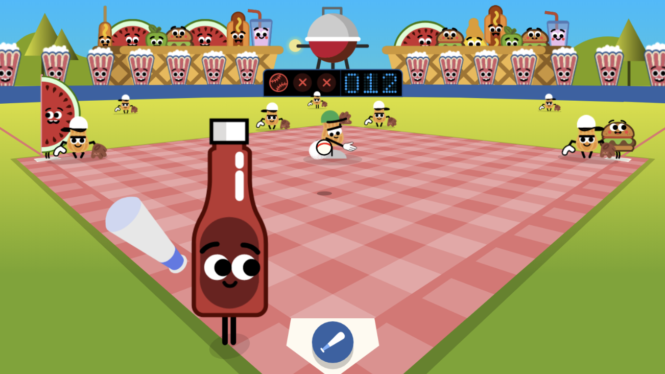 Bored Before The Holiday Go Play The Game Built Into Today S Google Doodle Techcrunch