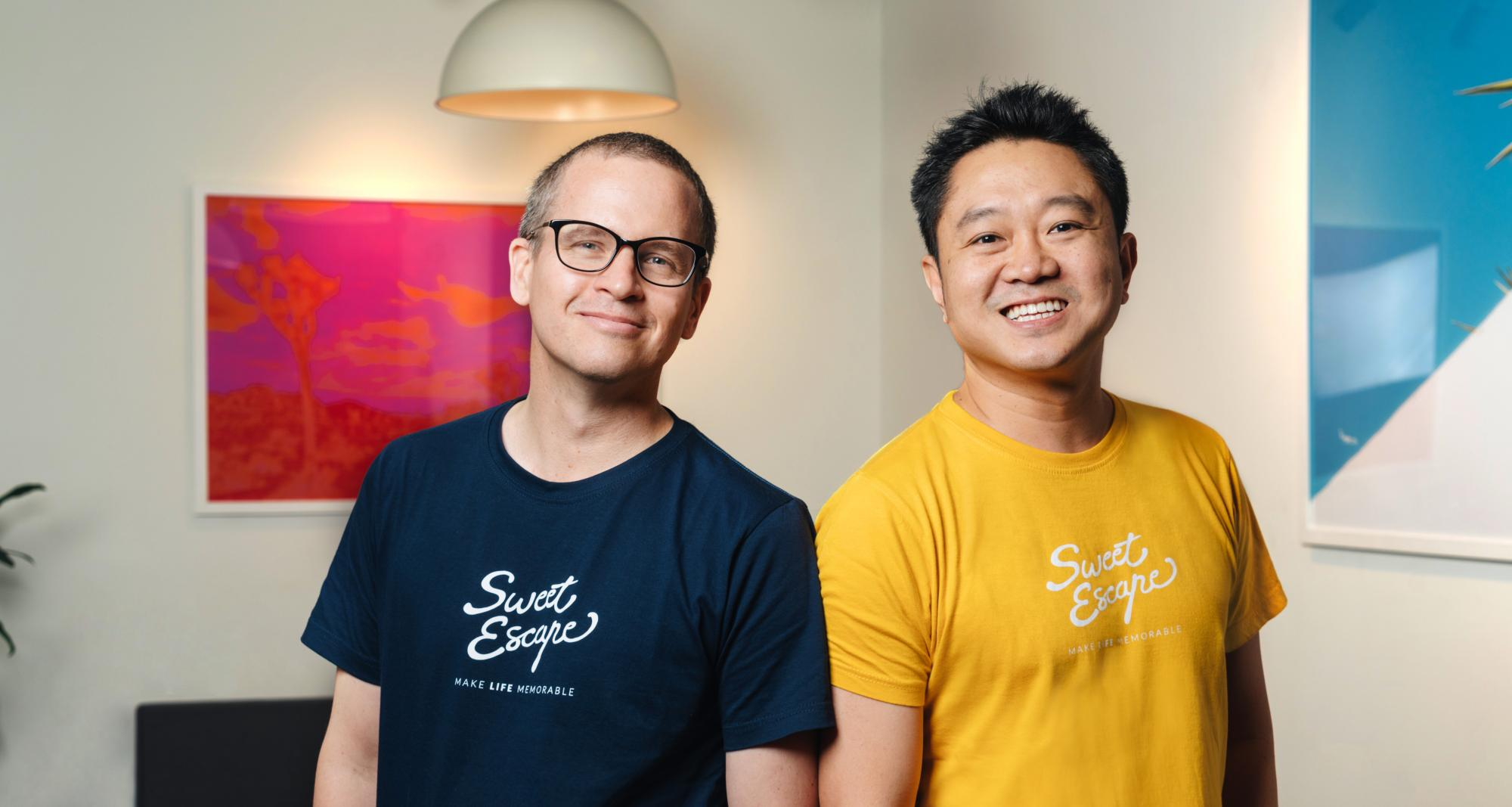 Sweet Escape, a platform for booking photographers, raises $6M