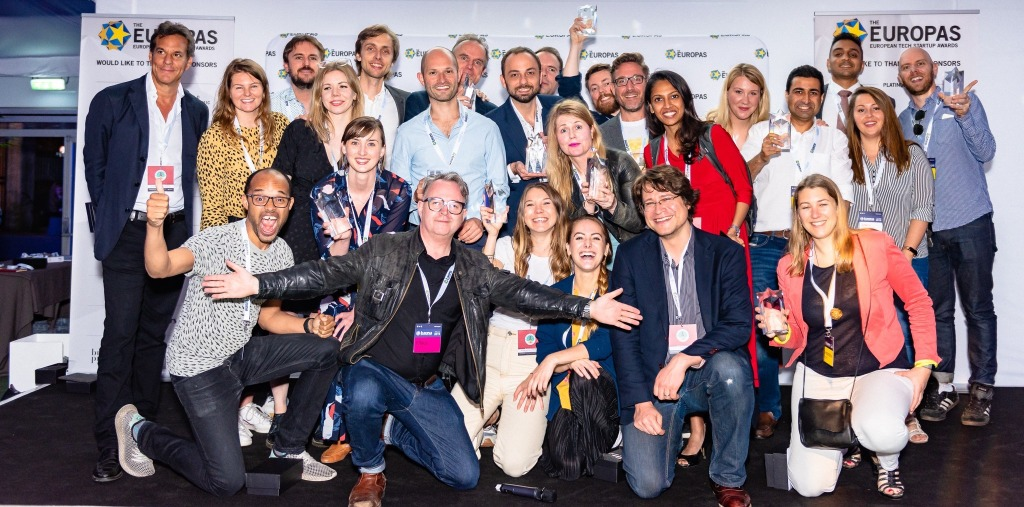 The winners of The Europas Awards 2019 display Europe's continuing diversity and ambition
