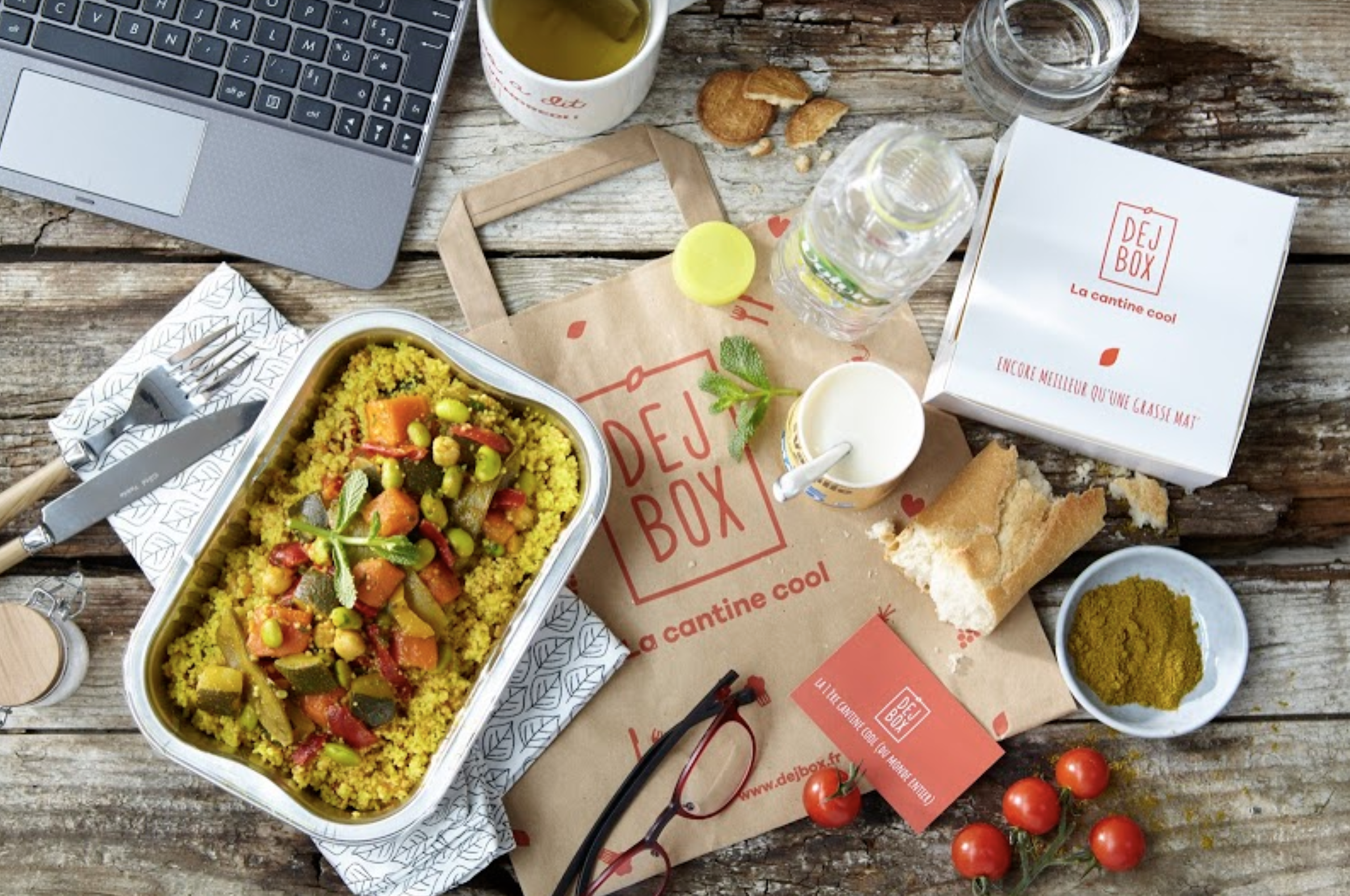 Dejbox Wants To Deliver Food To Offices In Business Districts At