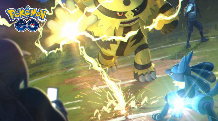 Pokémon GO battles will soon be less tappy, more Fruit Ninja-y