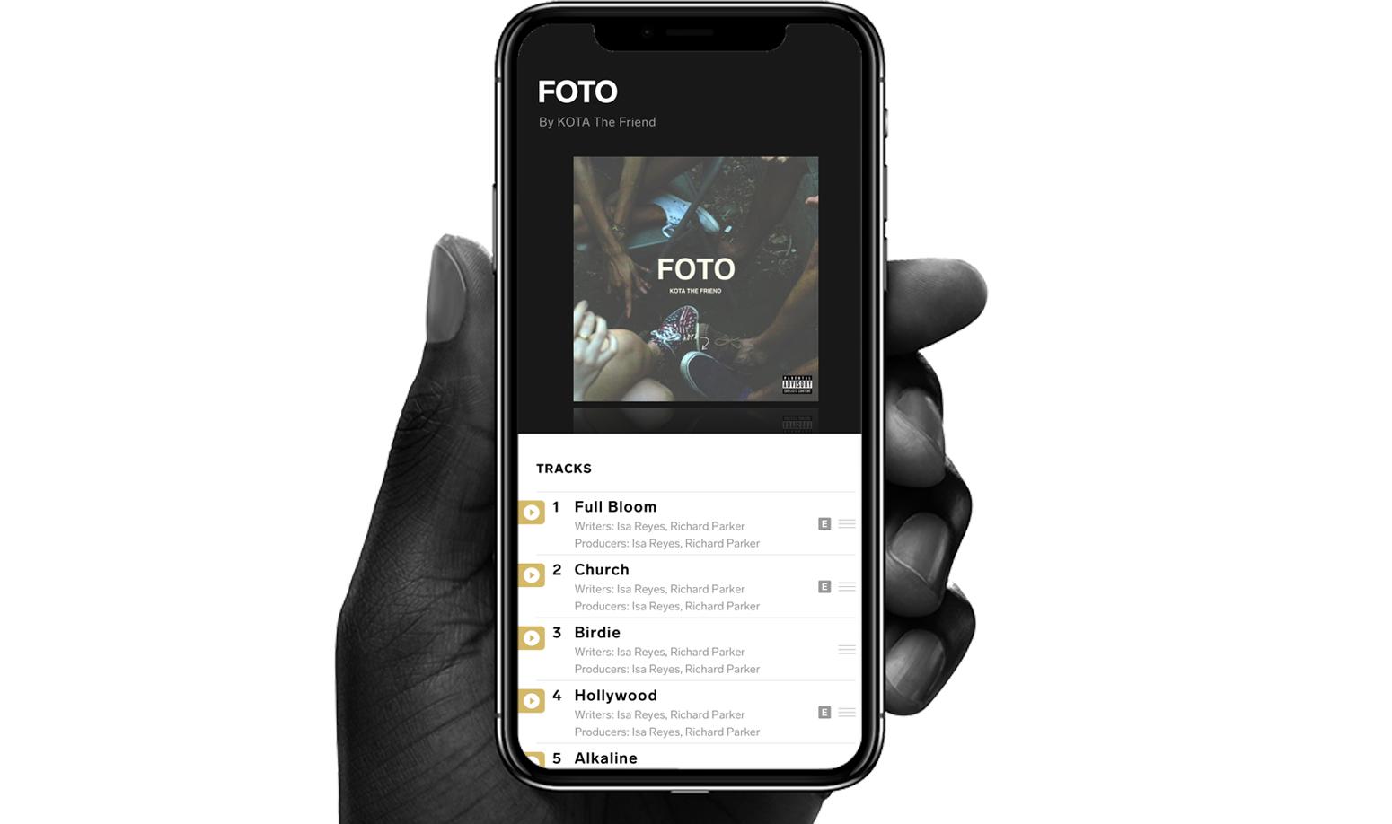 UnitedMasters releases iPhone app for DIY cross-service