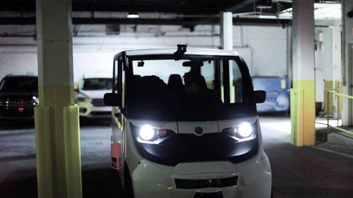 Где в мае могут появиться шаттлы самообслуживания Mobility