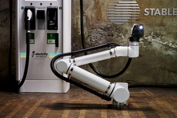 An autonomous robot EV charger is coming to San Francisco – TechCrunch 1