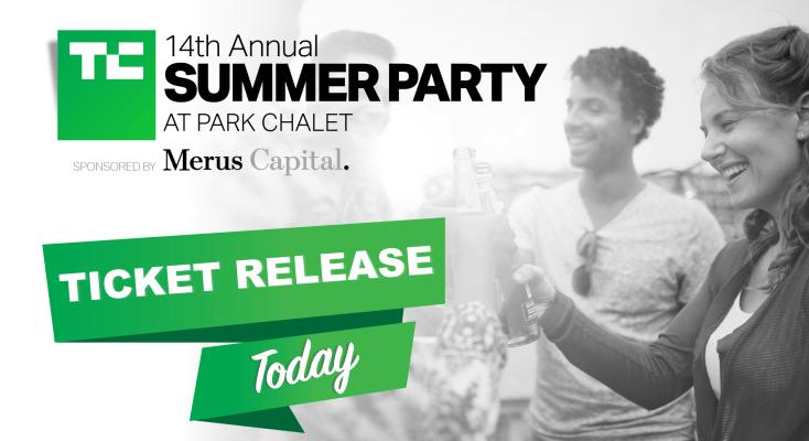 Свежие билеты на нашу 14-ю ежегодную летнюю вечеринку TechCrunch