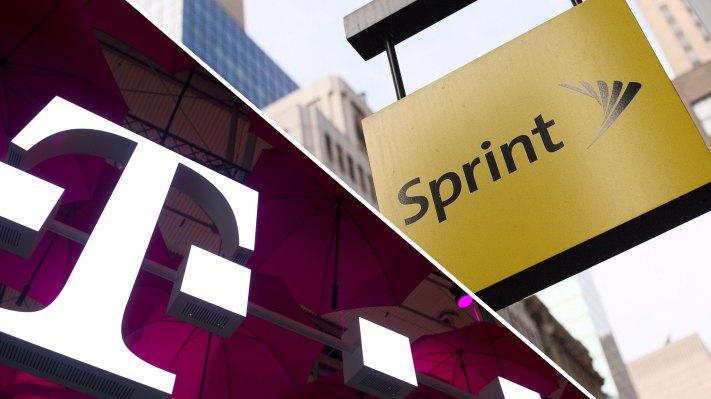 T-Mobile and Sprint get DOJ approval for $26 billion merger deal