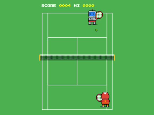 photo of There's a tennis game hidden in Google right now. Here's how to find it image