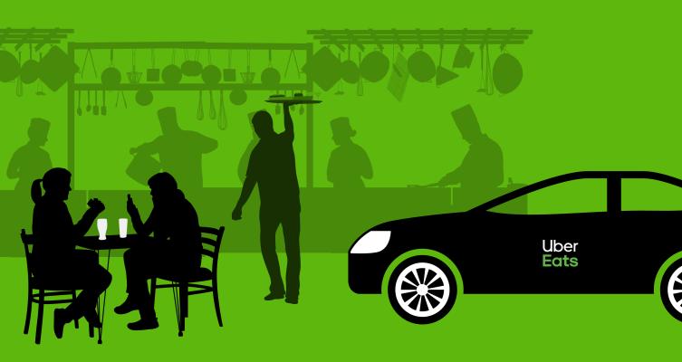 Uber Eats บุกรุกร้านอาหารด้วยตัวเลือก Dine-In thumbnail
