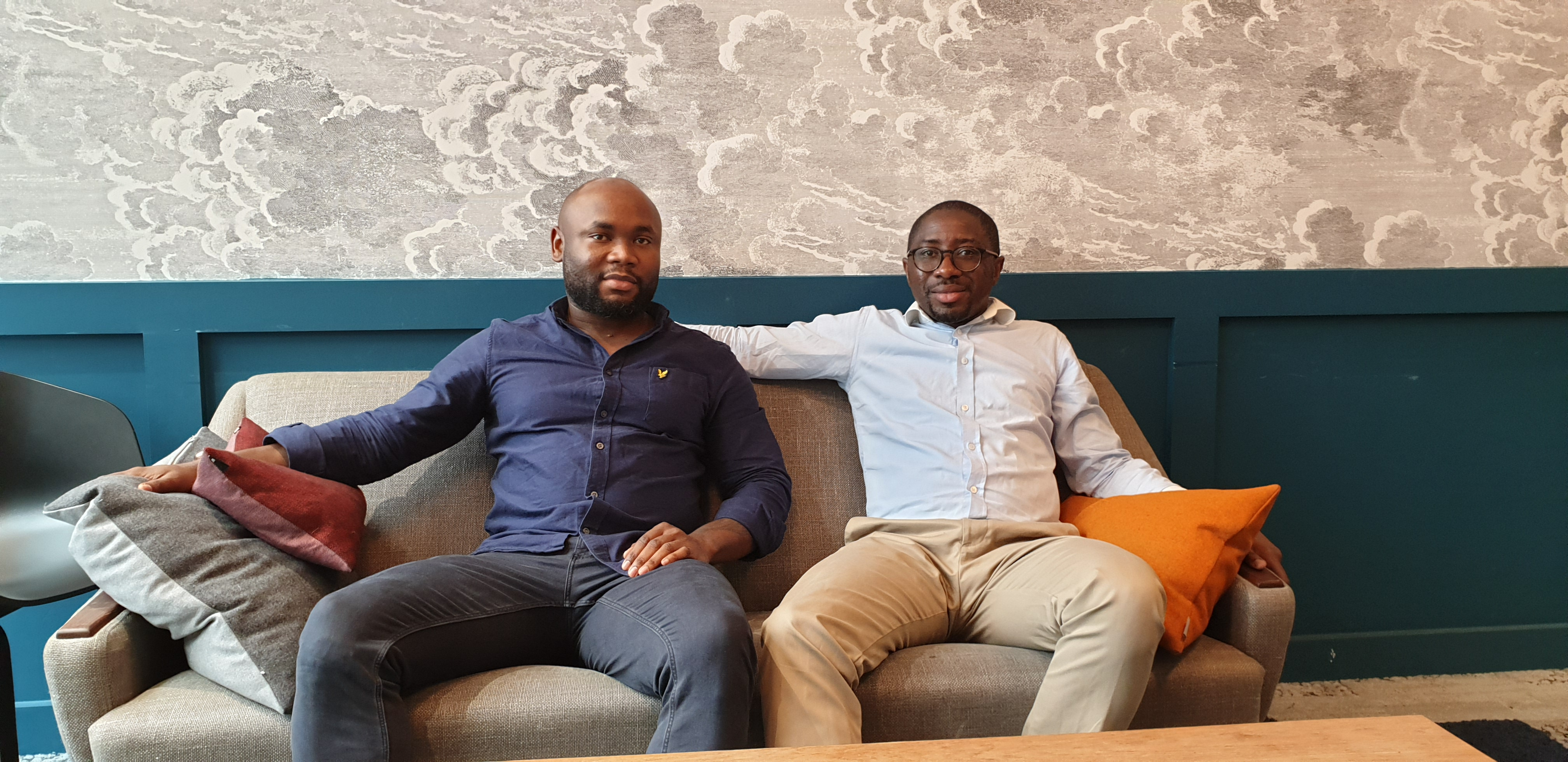 vertofx founders Anthony Oduwole and Ola Oyetayo