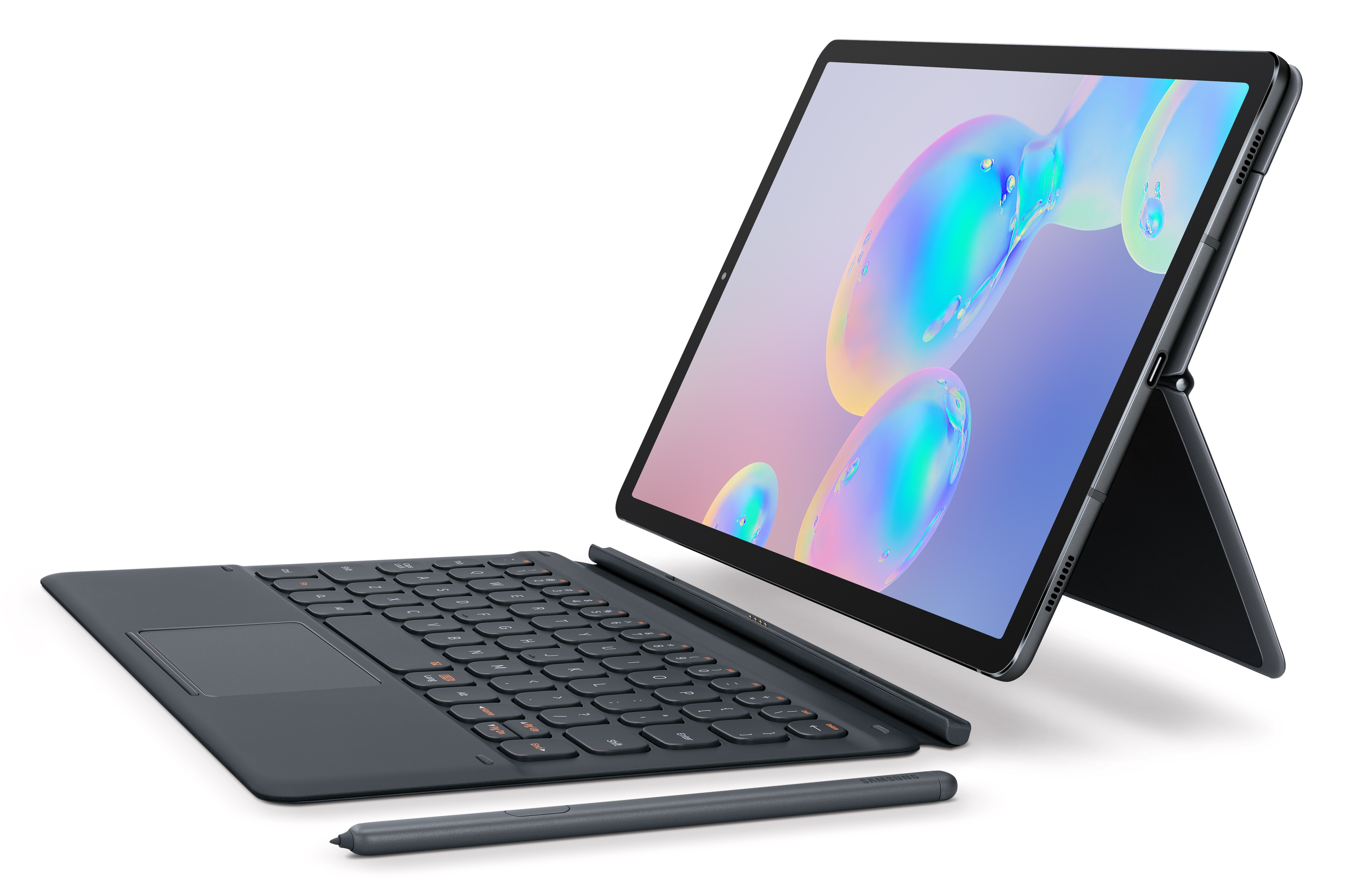 Samsung targets iPad Pro with the Galaxy Tab S6 | TechCrunch