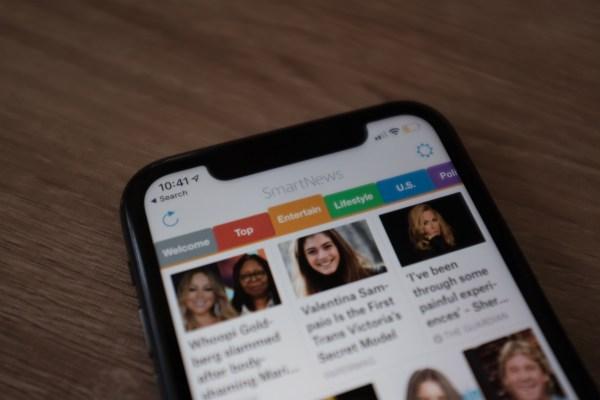 แอปค้นพบข่าว SmartNews มีมูลค่า $ 1.1B thumbnail