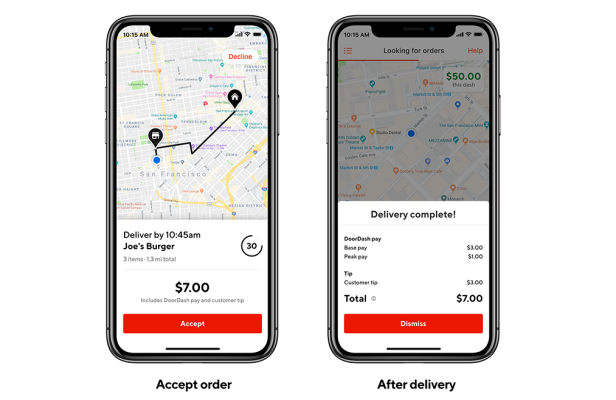 DoorDash reveals details of its new tipping model thumbnail