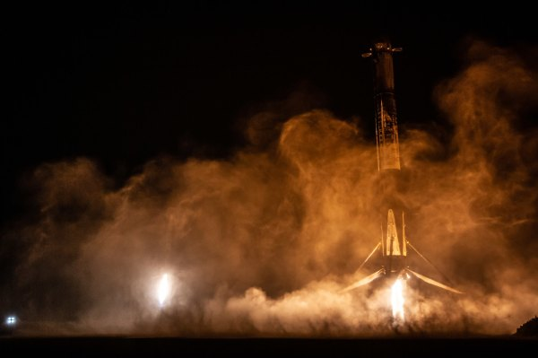 SpaceX, Blue Origin, ULA and Northrop Grumman Bid for U.S. National Security Launch Contract