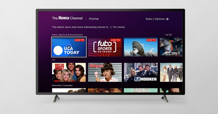Roku Expands its Free, Live TV Selection with 5 More Channels, Including Fubo's Sports Network