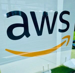AWS Logo Barcelona