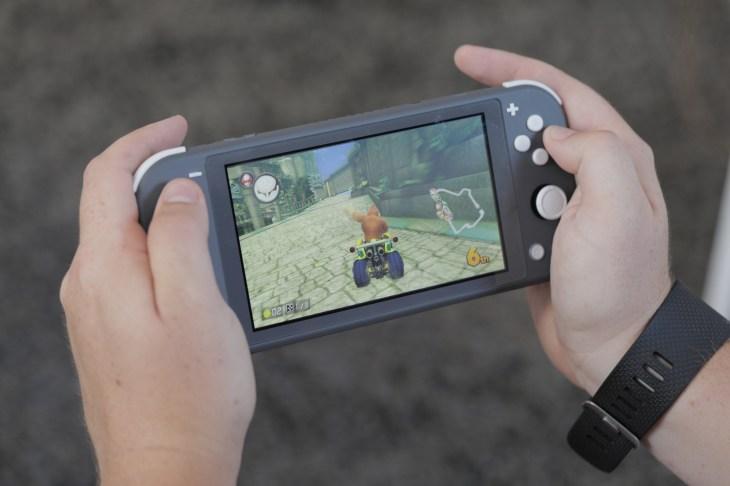 Switch Lite is the portable Nintendo fans deserve | TechCrunch