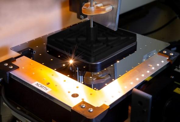 Cs manufacturing closeup