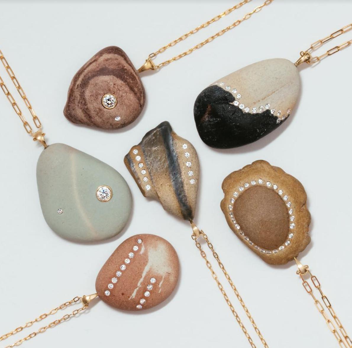 MMC Vintage Samsara Silver Pendants Necklaces