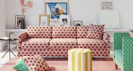 Brilliant The Inside Adds Sofas To Its Custom Furniture Lineup Creativecarmelina Interior Chair Design Creativecarmelinacom