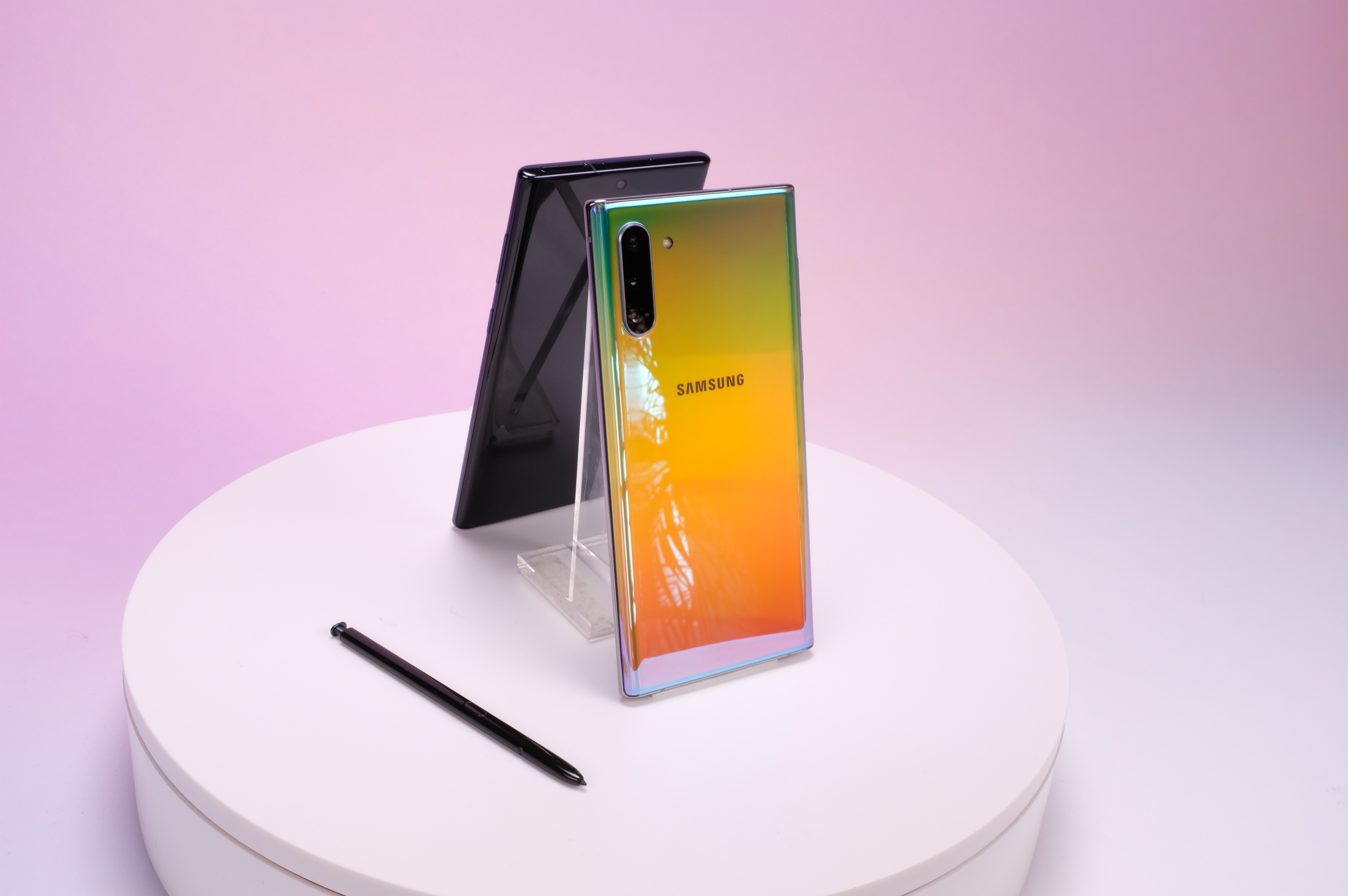 This is Samsung's Galaxy Note 10 and 10+ | TechCrunch