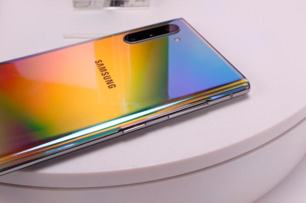 Samsung Galaxy Note 10+ รุ่น 5G มุ่งหน้าสู่ Verizon แล้ว thumbnail