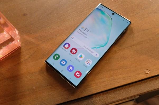 Daily Crunch: Samsung unveils the Galaxy Note 10 – TechCrunch