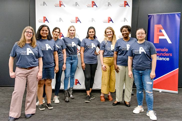 Ready, Set, Raise — the Y Combinator for female founders