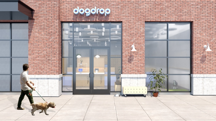 Dogdrop is launching a doggy daycare to take on Wag Hotels – TechCrunch