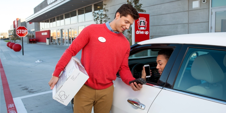 Target's Drive Up pickup service expands nationwide