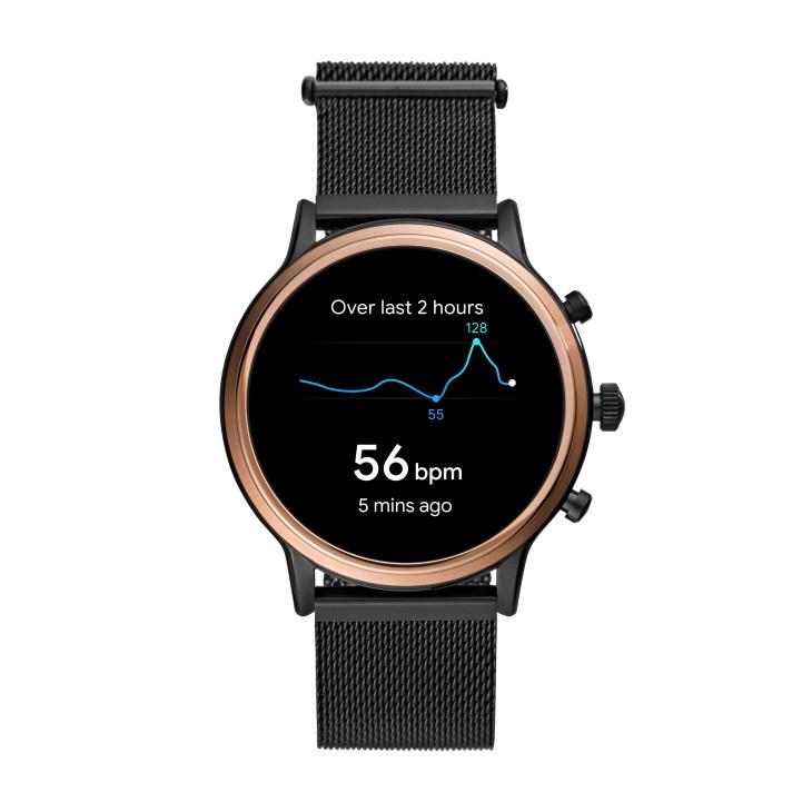 Fossil releases its latest Wear OS watch | TechCrunch