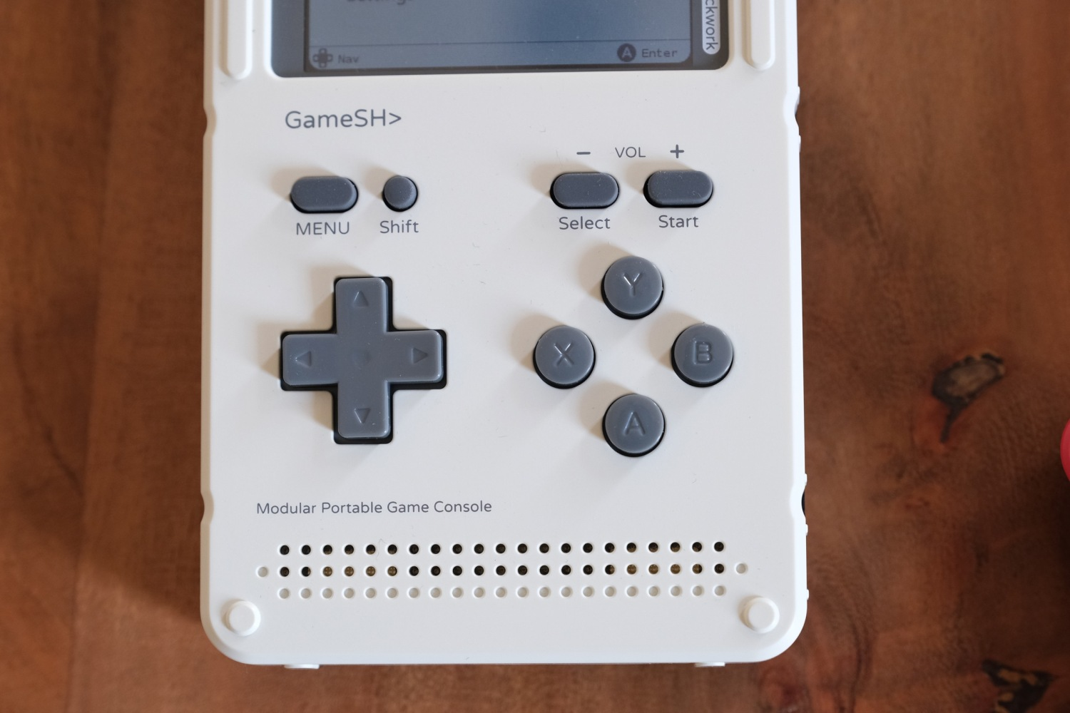 GameShell-Clockwork-Pi 1