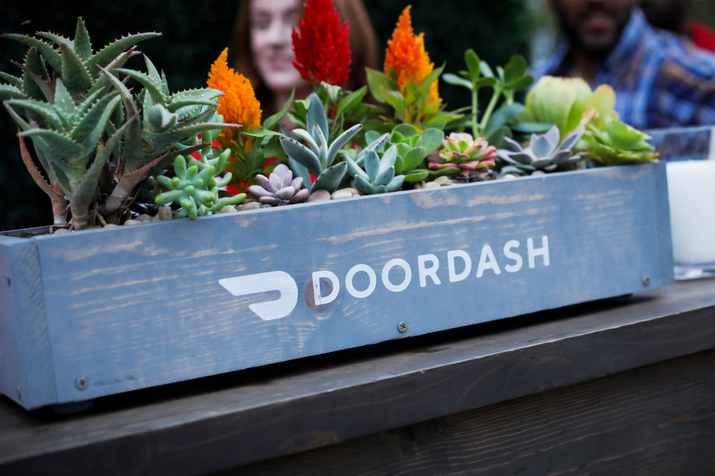 SoftBank-backed food delivery service DoorDash files for IPO