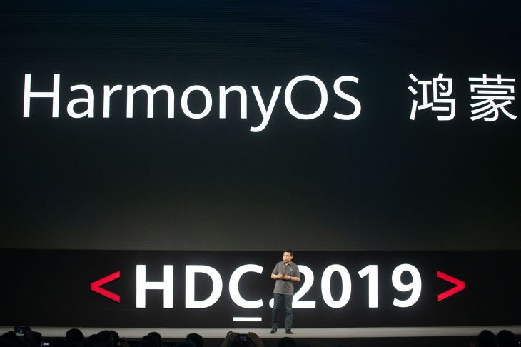 Huawei launches HarmonyOS in China for Intelligent devices, a Choice for Android