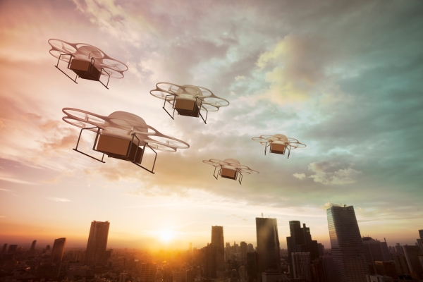 Technology Playing traffic cop for drones in cities and towns nets Airspace Link $4 million thumbnail