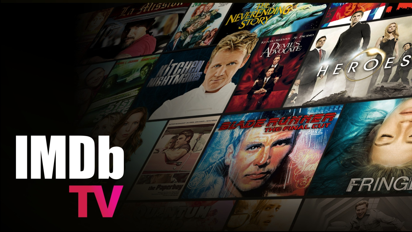 Amazon S Free Streaming Service Imdb Tv Comes To Mobile Devices Techcrunch