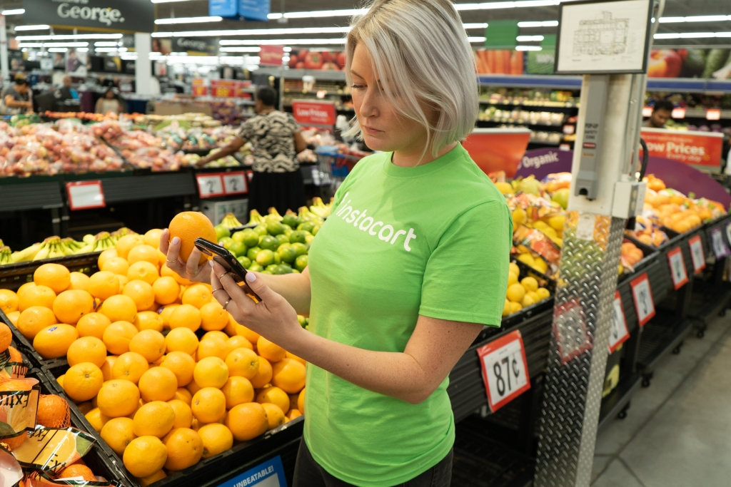 Walmart Canada Rolls Out Nationwide Grocery Delivery Through Instacart Techcrunch