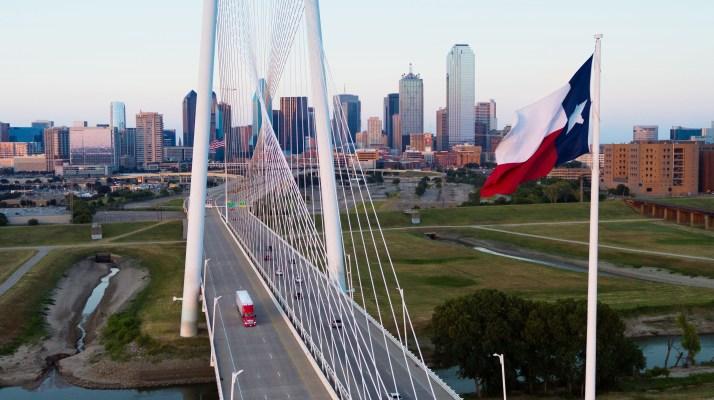 Self-driving truck startup Kodiak Robotics begins deliveries in Texas – TechCrunch 1